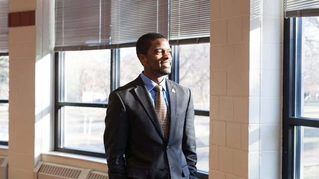 St. Paul mayor-elect Melvin Carter