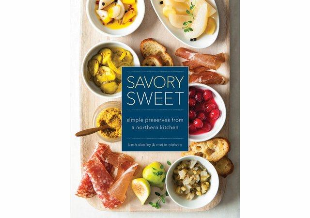 Savory Sweet Cookbook
