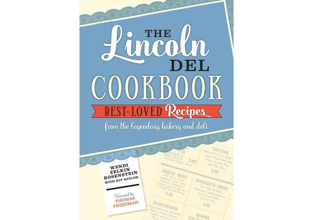 Lincoln Del Cookbook