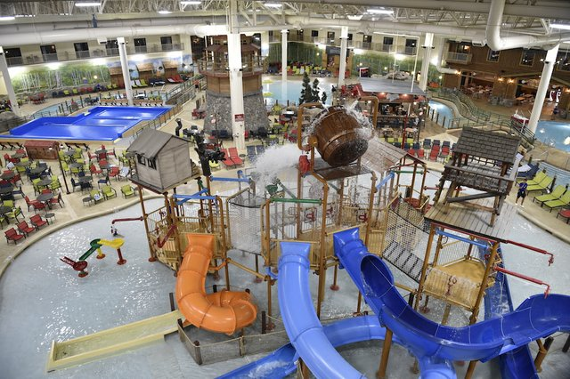 Great Wolf Lodge Wiley Waterpark