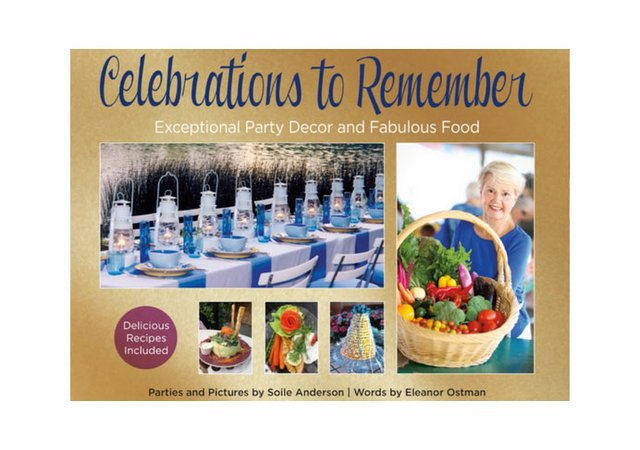 Celebrations to Remember cookbook