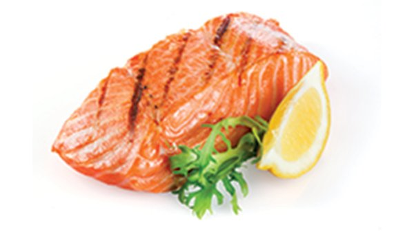 Salmon and other omega 3 rich foods