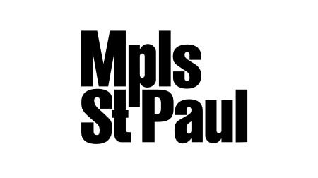 Minneapolis St. Paul Magazine logo