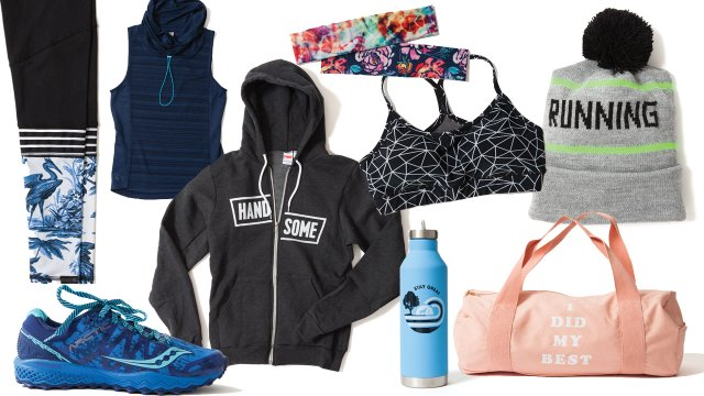 Good Stuff composite - workout gear