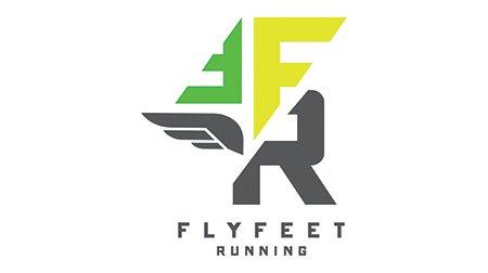 FlyFeet Logo - Fit Fest