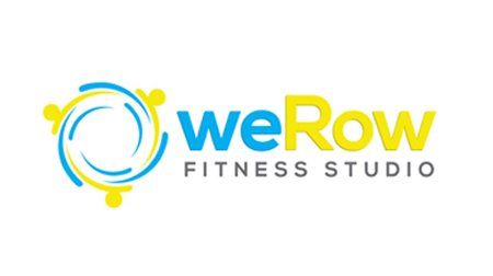 weRow Logo - Fit Fest