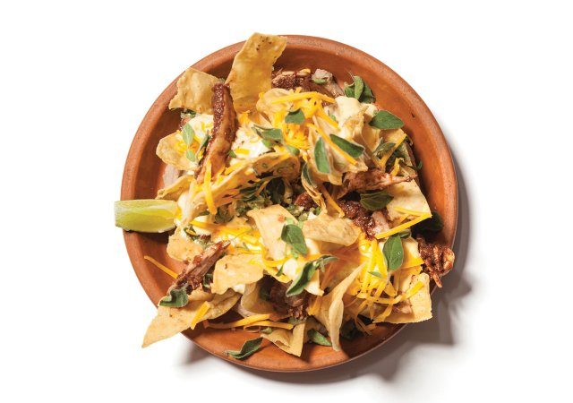 Chef Mike Brown Nachos
