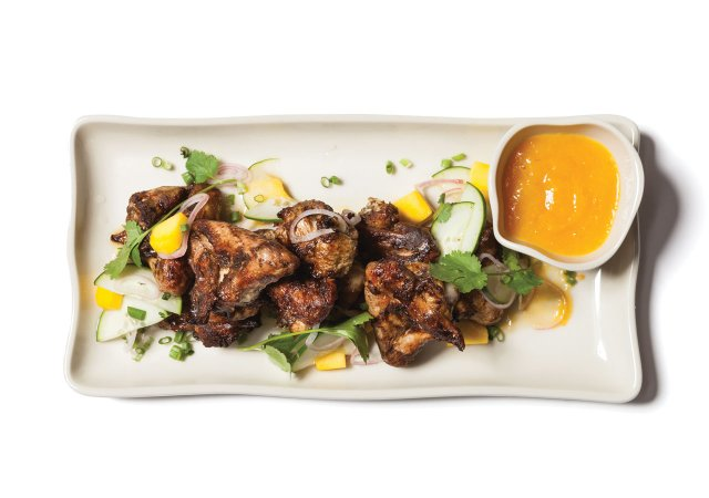 Chef Jack Riebel Super Bowl Wings