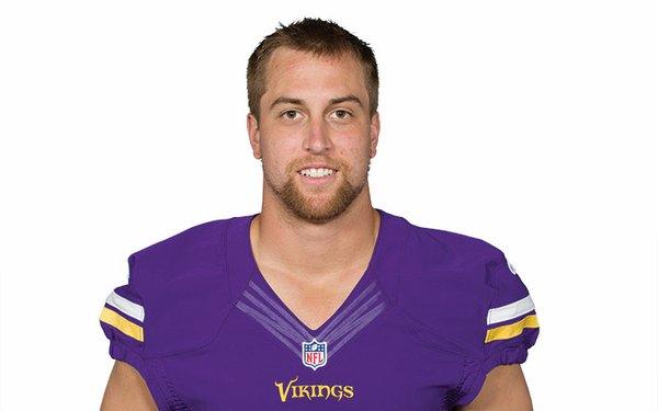 Vikings Wide Receiver Adam Thielen