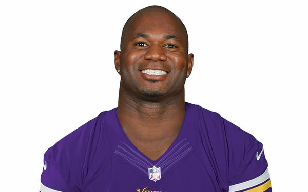 Vikings Safety Terence Newman