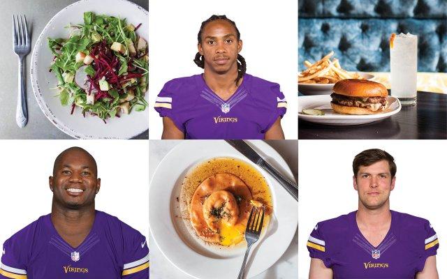 Vikings Players Favorite Restaurants