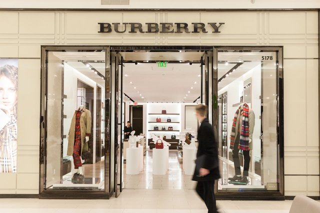 Burberry at Mall of America