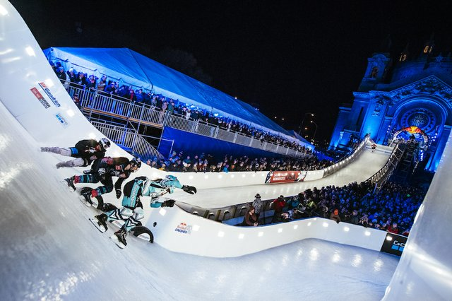 Crashed Ice Saint Paul 2018