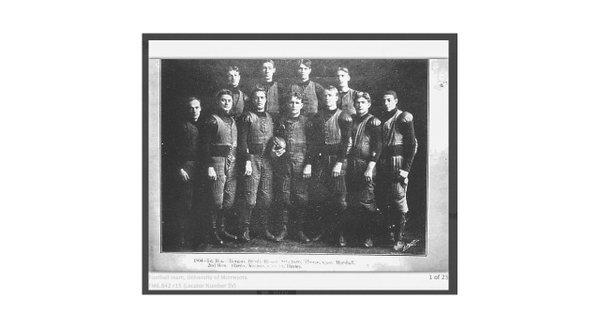 1904 Gopher football team