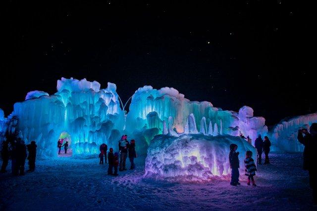 Stillwater ice castle