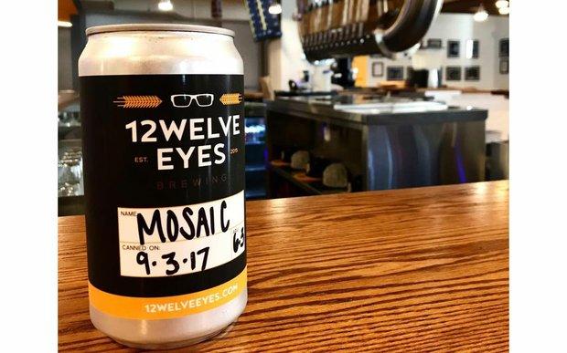12welve Eyes Brewery Beer