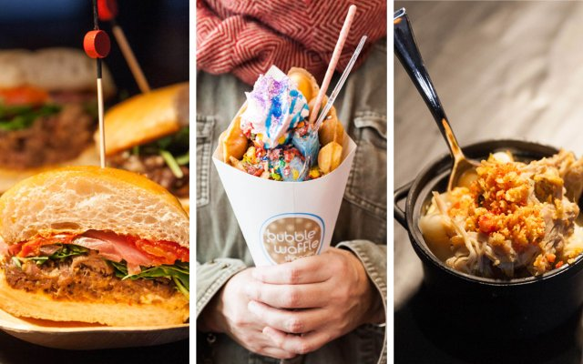 New U.S. Bank Stadium Super Bowl Game Day Foods