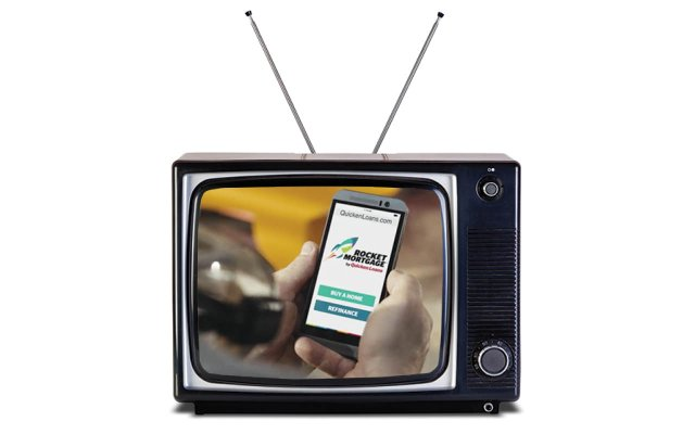 Quicken Loans Super Bowl Ad