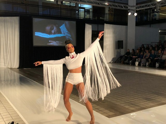 Quinessa Stibbins' Not About Angels