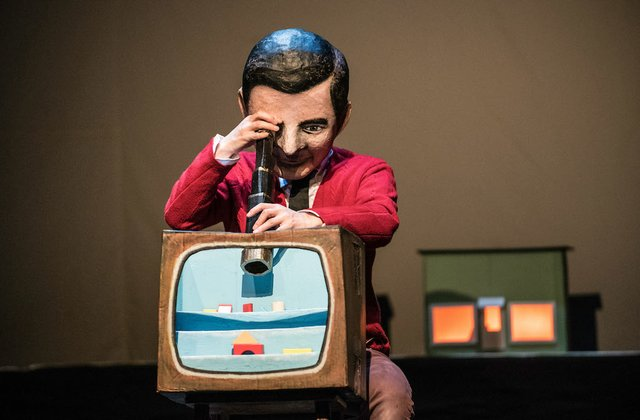 Make Believe Neighborhood at In the Heart of the Beast Puppet and Mask Theatre.