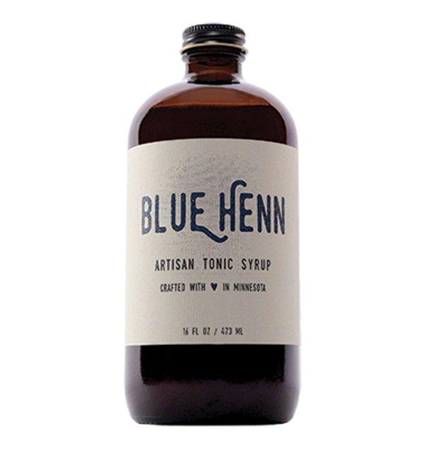 Blue Henn Tonic