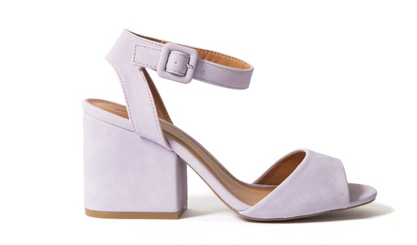 Block heel sandals from Proper