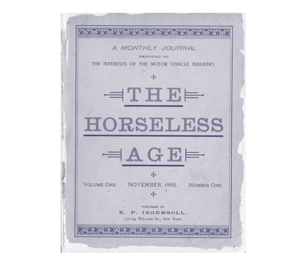 Chicago Times-Herald race, The Horseless Age