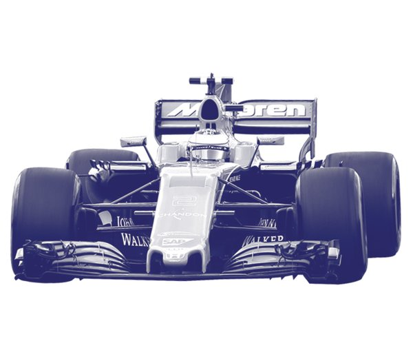 Stratasys reveals 3D-printed parts for McLaren Racings new Formula 1 MCL32 race car