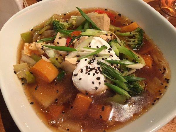 Tofu Okisuki, Spoonriver