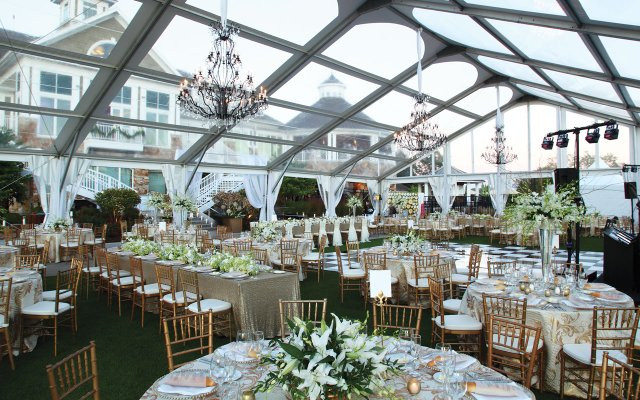Rustic Outdoor Event