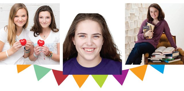 3 Kid-Founded Nonprofits