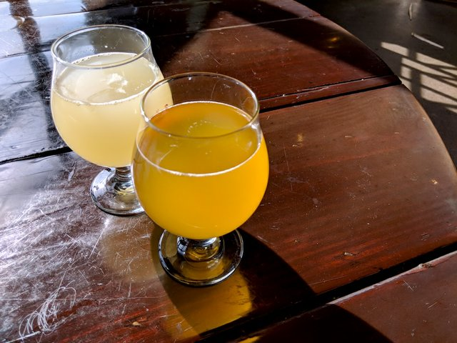 Meads from Sociable Cider Werks