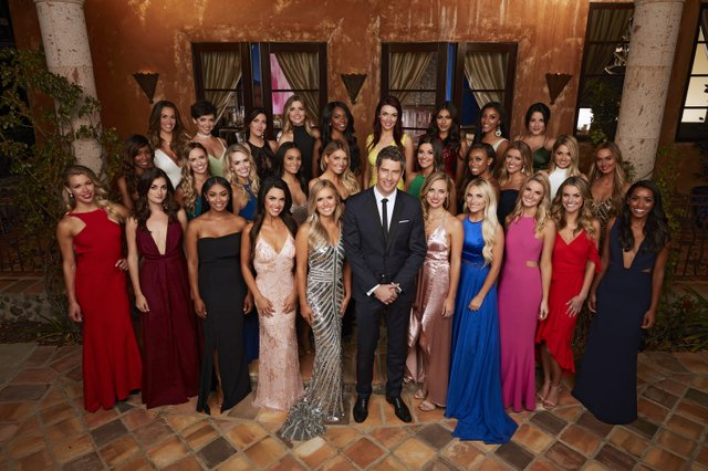 The Bachelor cast