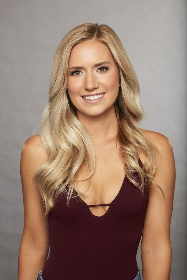 Lauren Burnham on The Bachelor