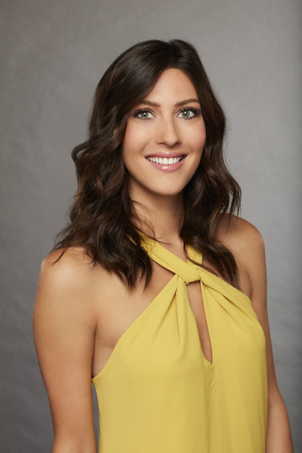 Becca Kufrin on The Bachelor