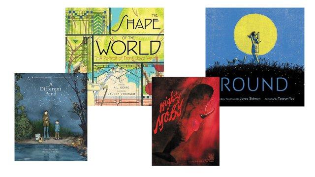 Children's Books nominated for Minnesota Book Award