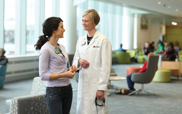 A Doctor at University of Minnesota Health