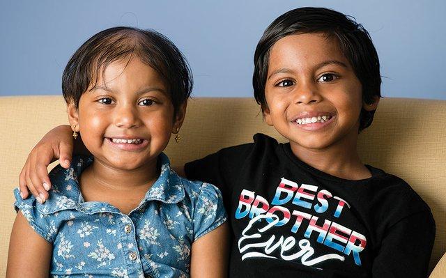 Kids at Children's Minnesota