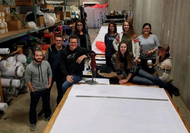 WSI team photo.