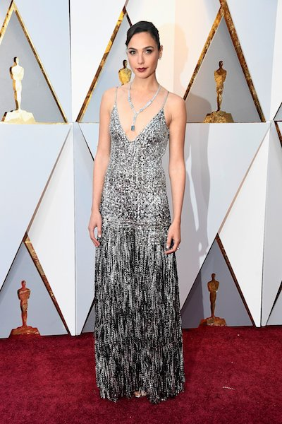 Gal Gadot at 2018 Academy Awards