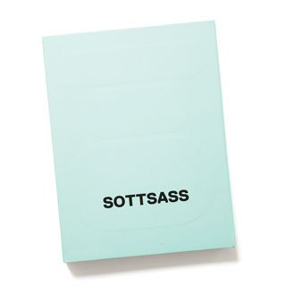 Cover of Ettore Sottsass book.