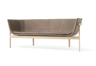 Light Grey Menu Packs Sofa From ROAM Interiors.