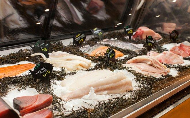 Fish Market at Octo Fishbar