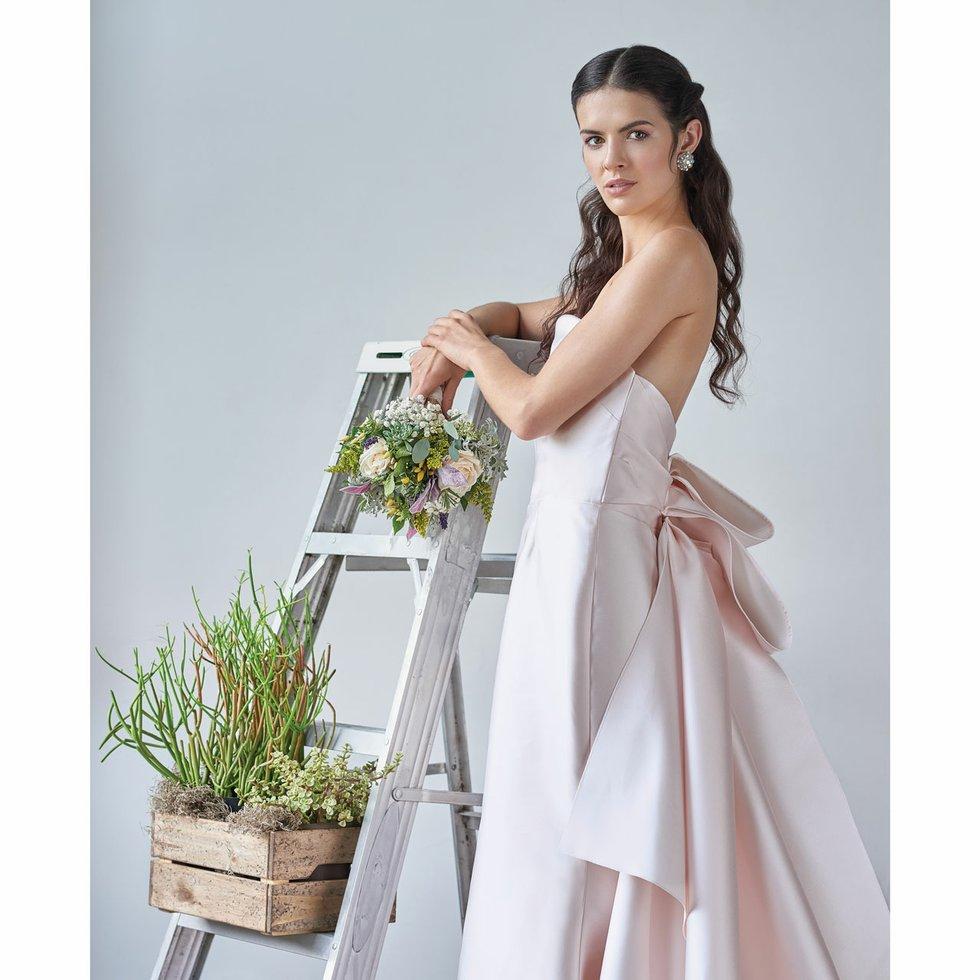 Wedding Dress Trend: Just Add Color - Mpls.St.Paul Magazine