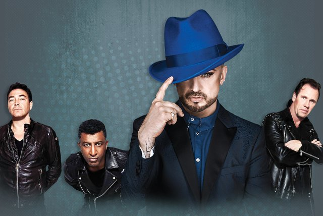 Life Tour featuring Boy George and Culture Club, The B-52s and Thompson Twins' Tom Bailey