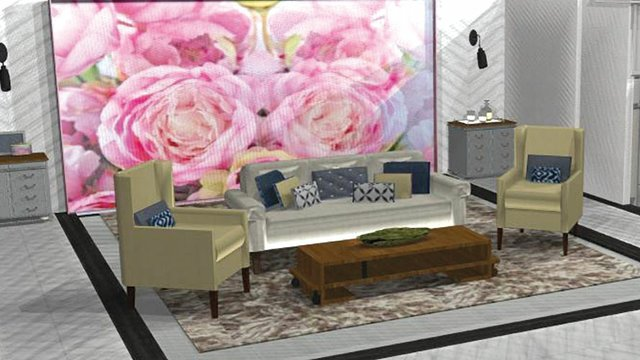 Staging at Home and Garden Show 2018