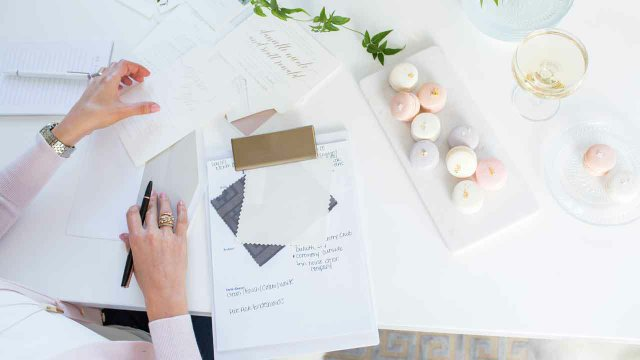 Budgeting and wedding planning