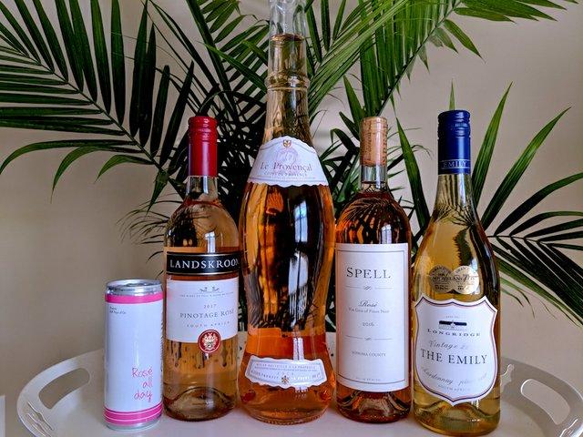 Steph's rose wine picks