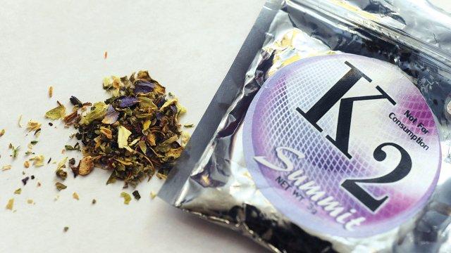 Manufacturers may make K2 look like marijuana