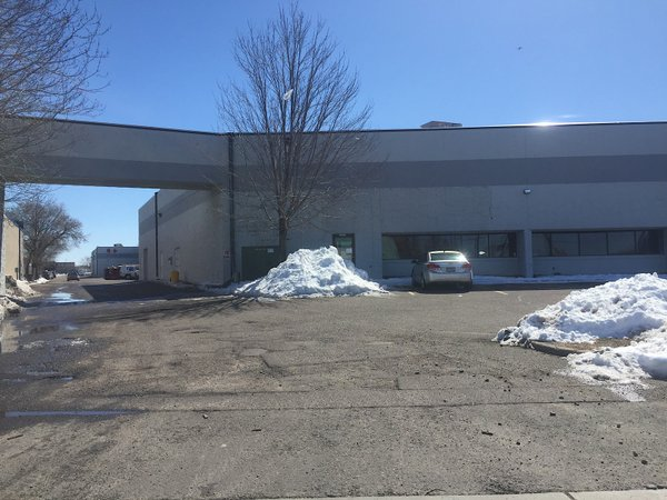Coastal Seafoods new location exterior before construction